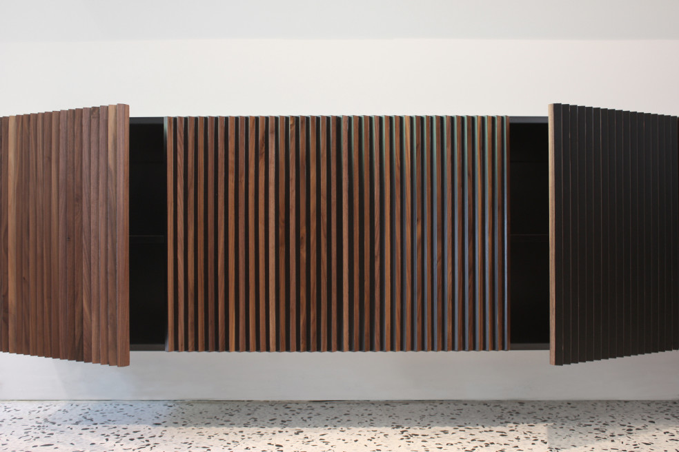 B/W Sideboard