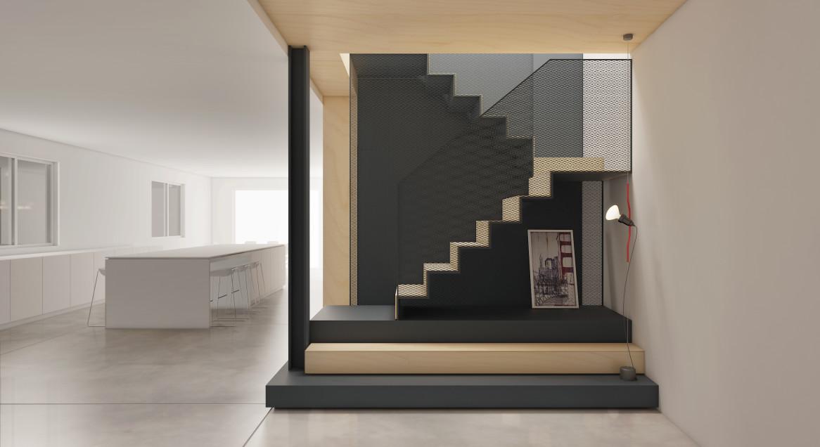 VP Staircase