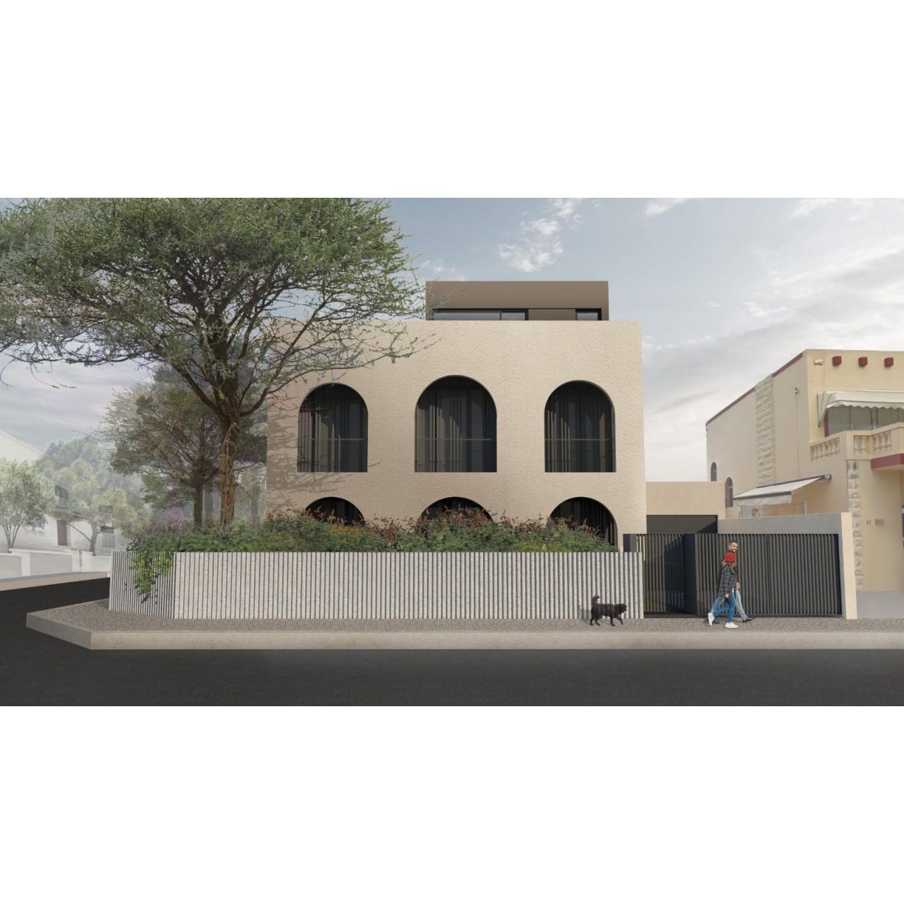 Tas – Silg Villa Conversion