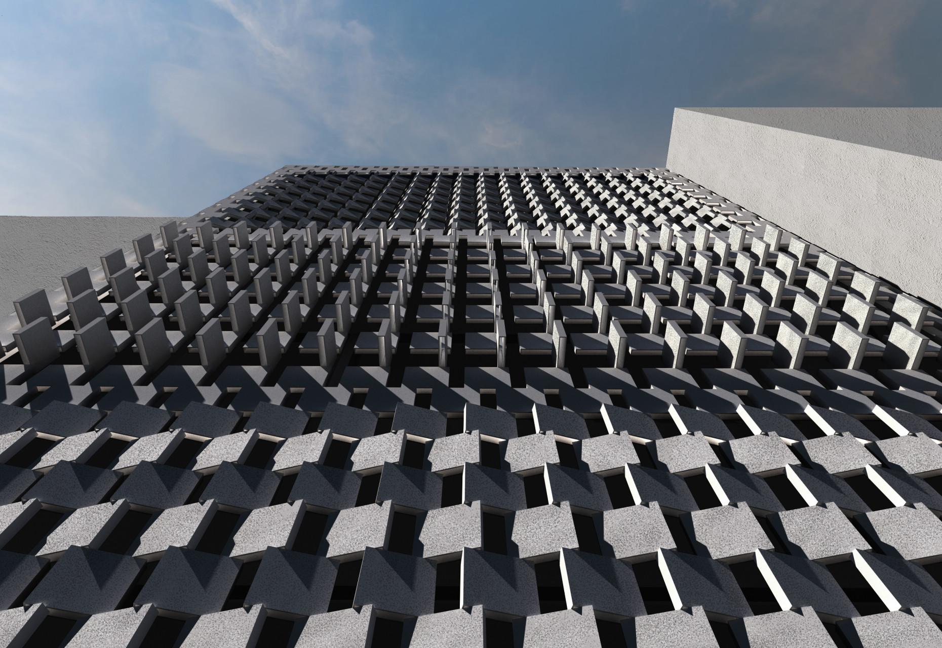 Zero Energy Terraced House